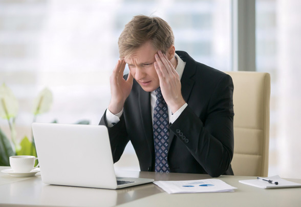 Malware and viruses can cause you a headache